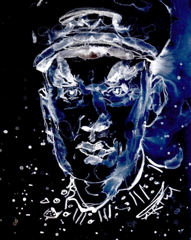 Am 15. April wäre der Trenter Lokalchronist Hans-Henning Hofmann 76 Jahre alt geworden. Zeichnung: ARTus